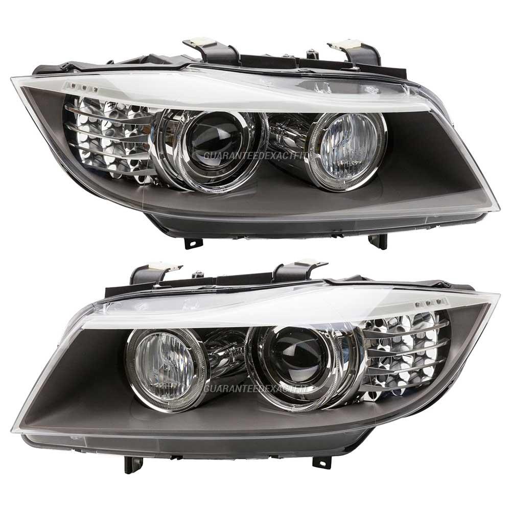 Bmw Xdrive 335d: BMW 335d Headlight Assembly Pair Parts, View Online Part