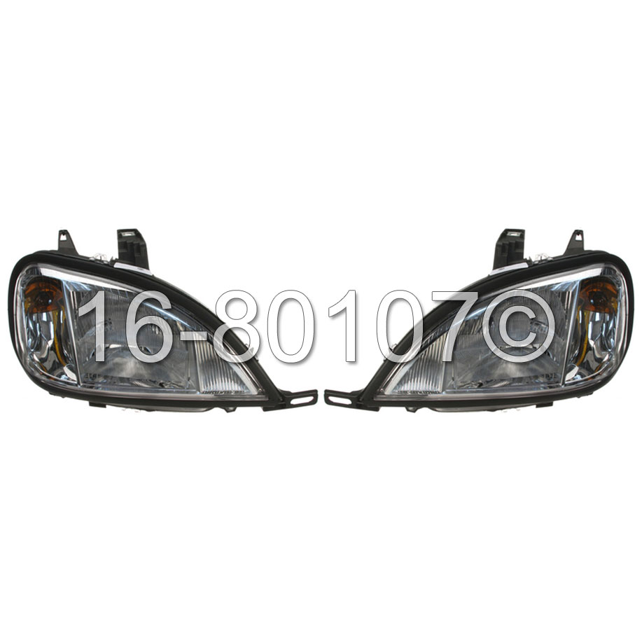 Mercedes_Benz ML55 AMG Headlight Assembly Pair