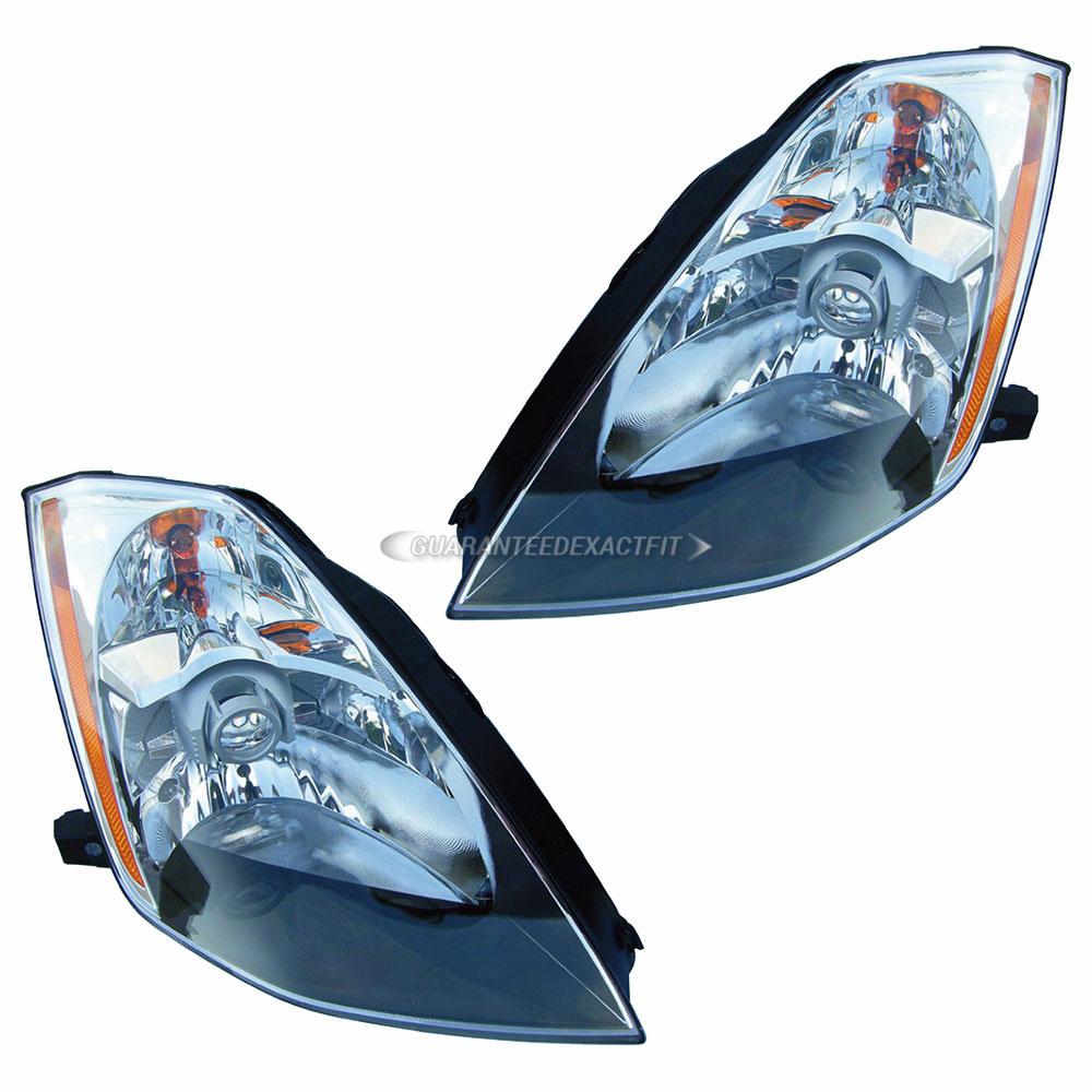 Nissan 350z Headlight Embly Pair