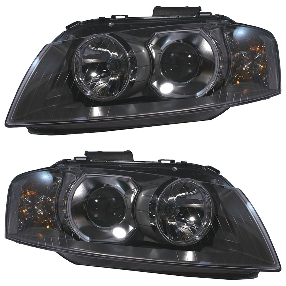 BuyAutoParts 16-80171H2 Headlight Assembly Pair