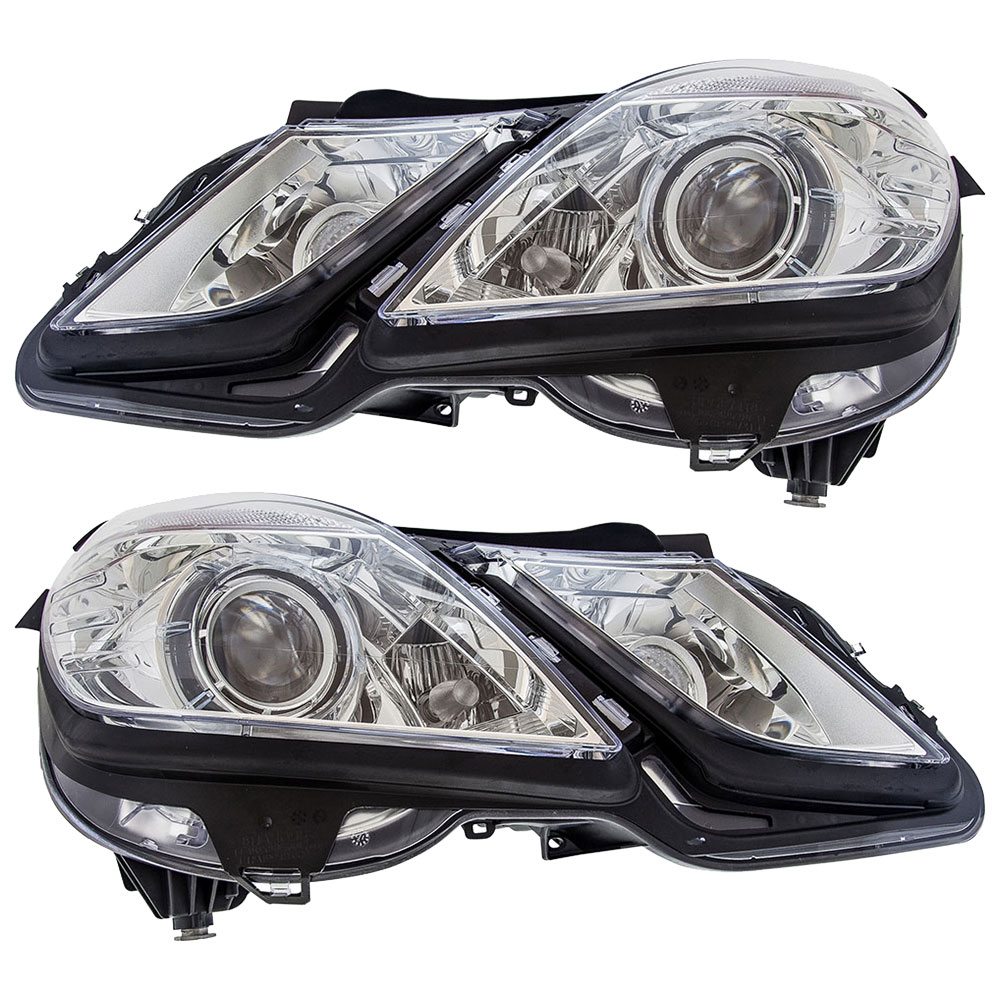BuyAutoParts 16-80207H2 Headlight Assembly Pair
