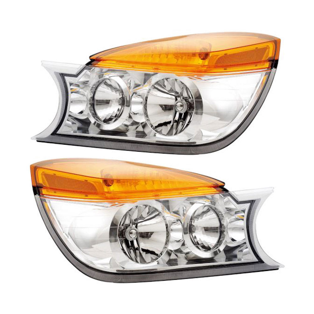 Buick Rendezvous Headlight Assembly Pair
