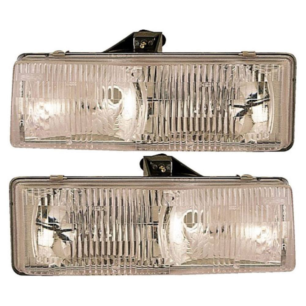 Chevrolet Astro Van Headlight Assembly Pair