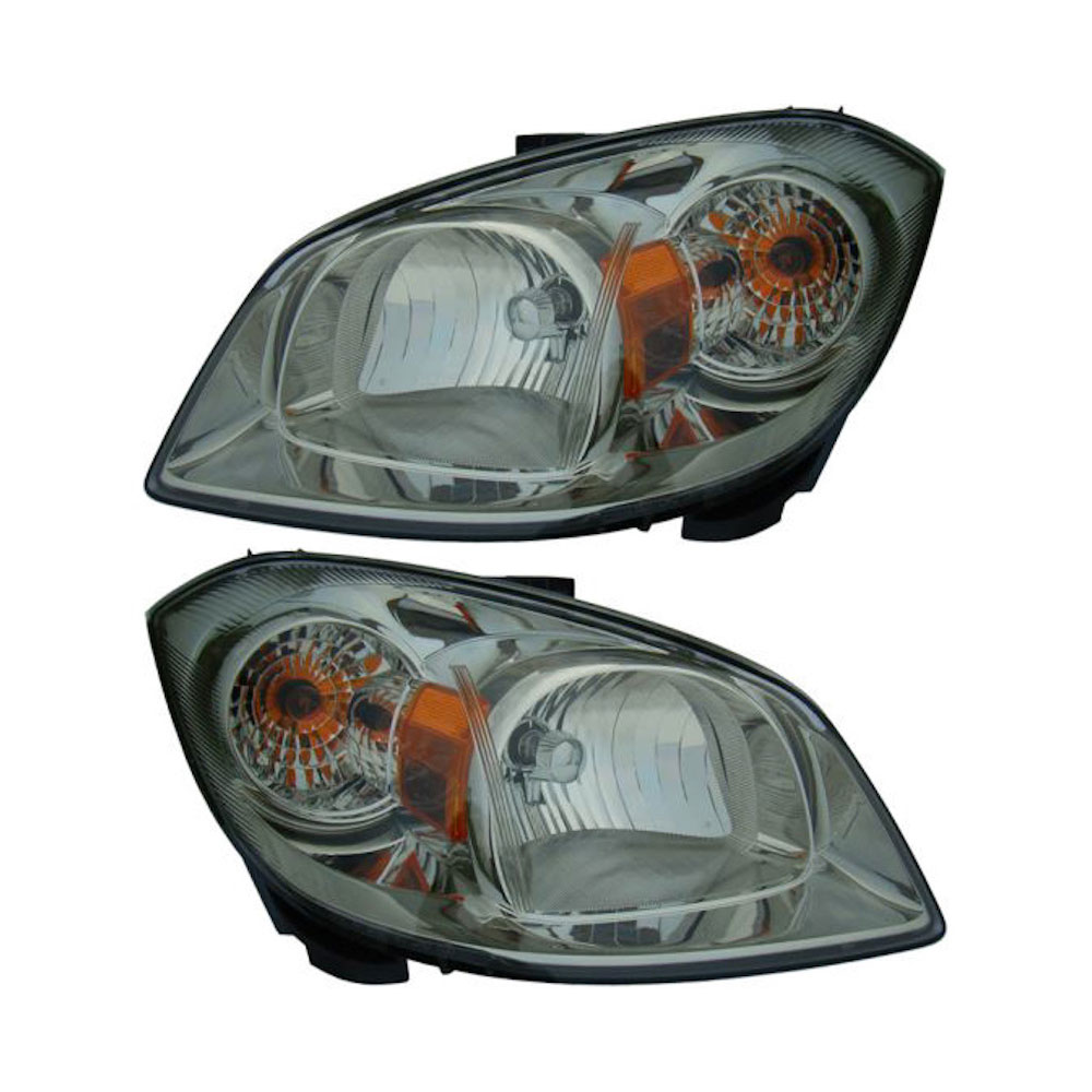 Headlight Assembly Pair 16-80337 A9