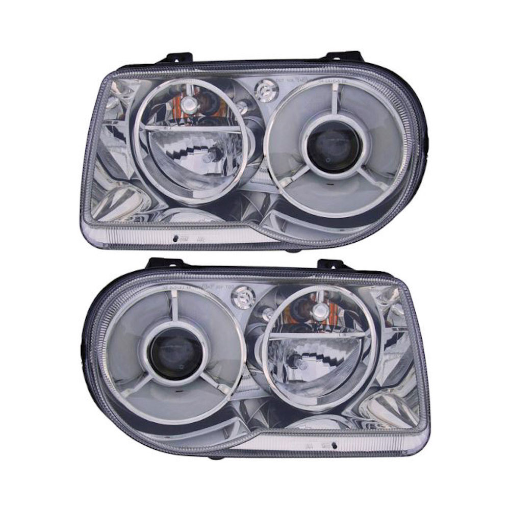 Chrysler  Headlight Assembly Pair