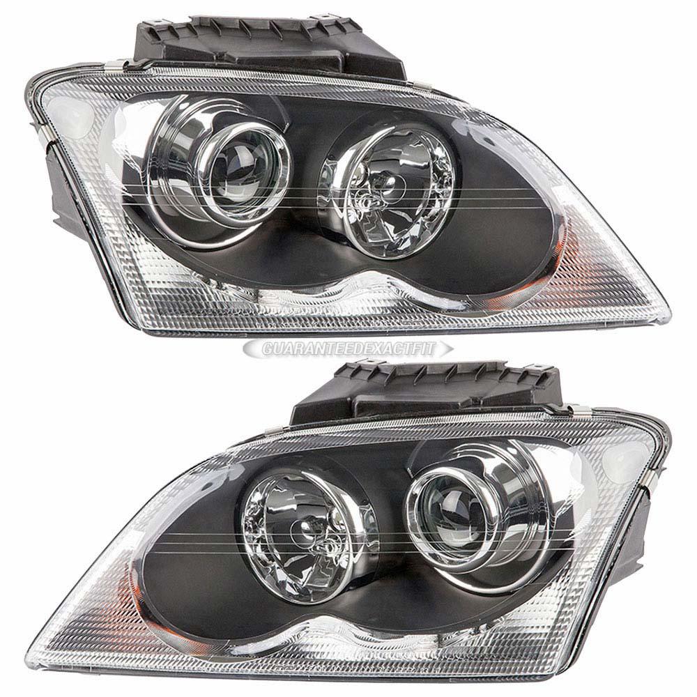 Headlight Embly Pair
