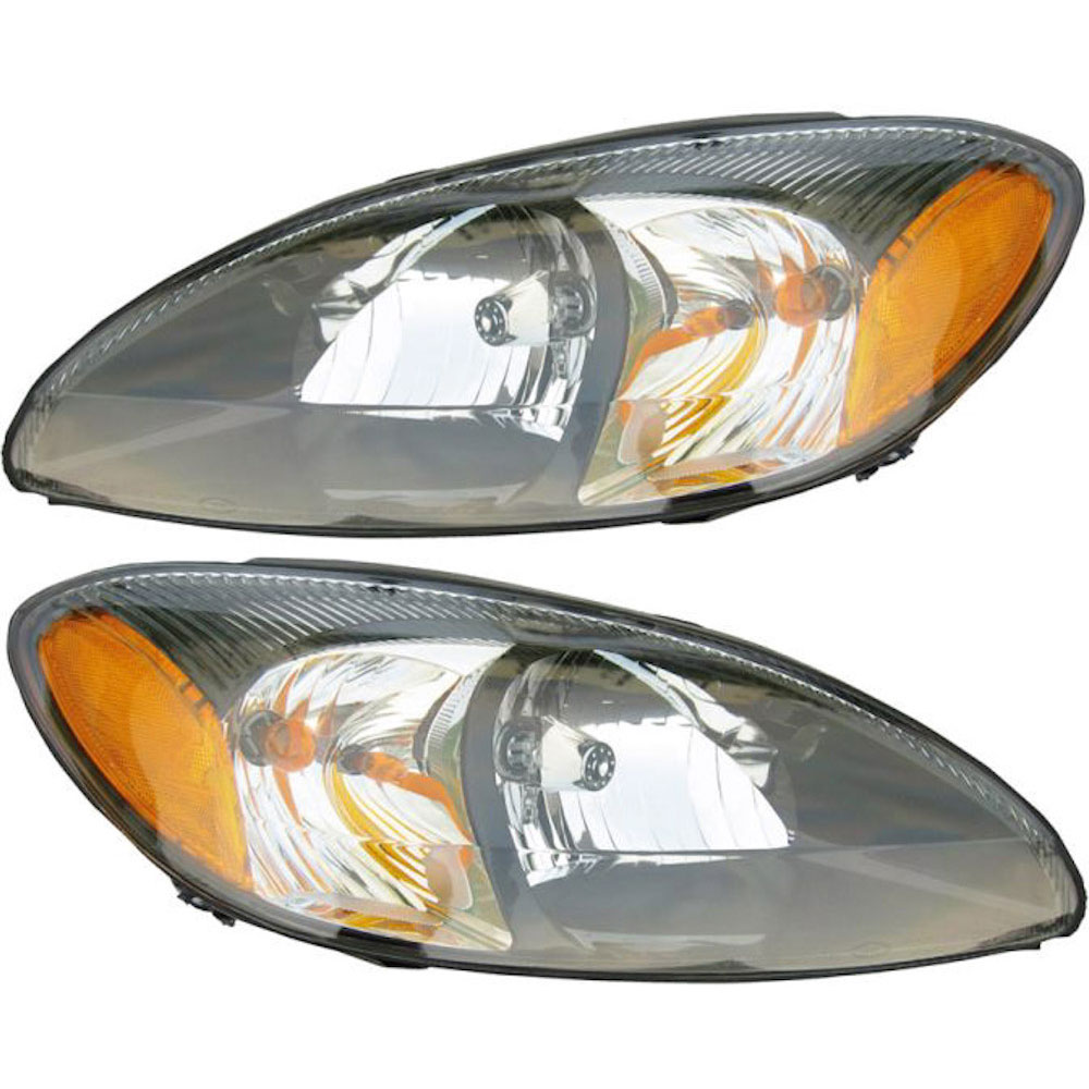 Ford Taurus Headlight Assembly Pair