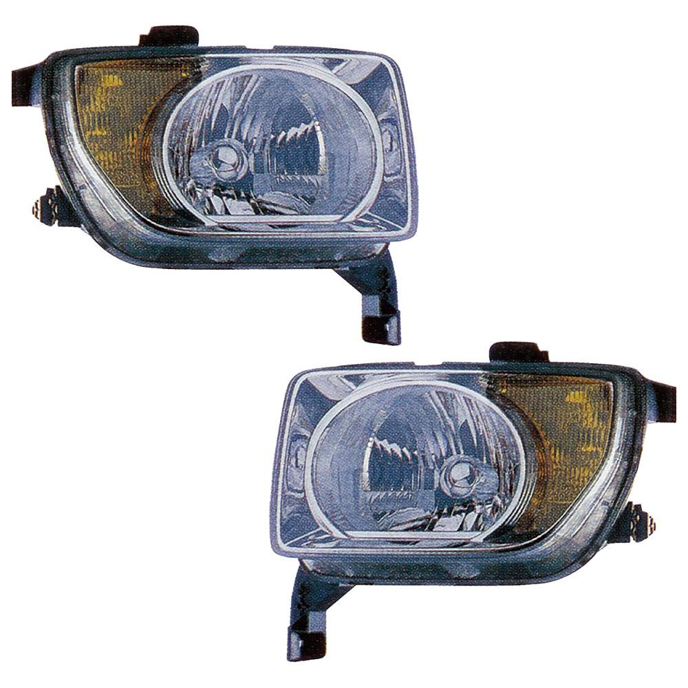 Headlight Assembly Pair 16-80538 A9