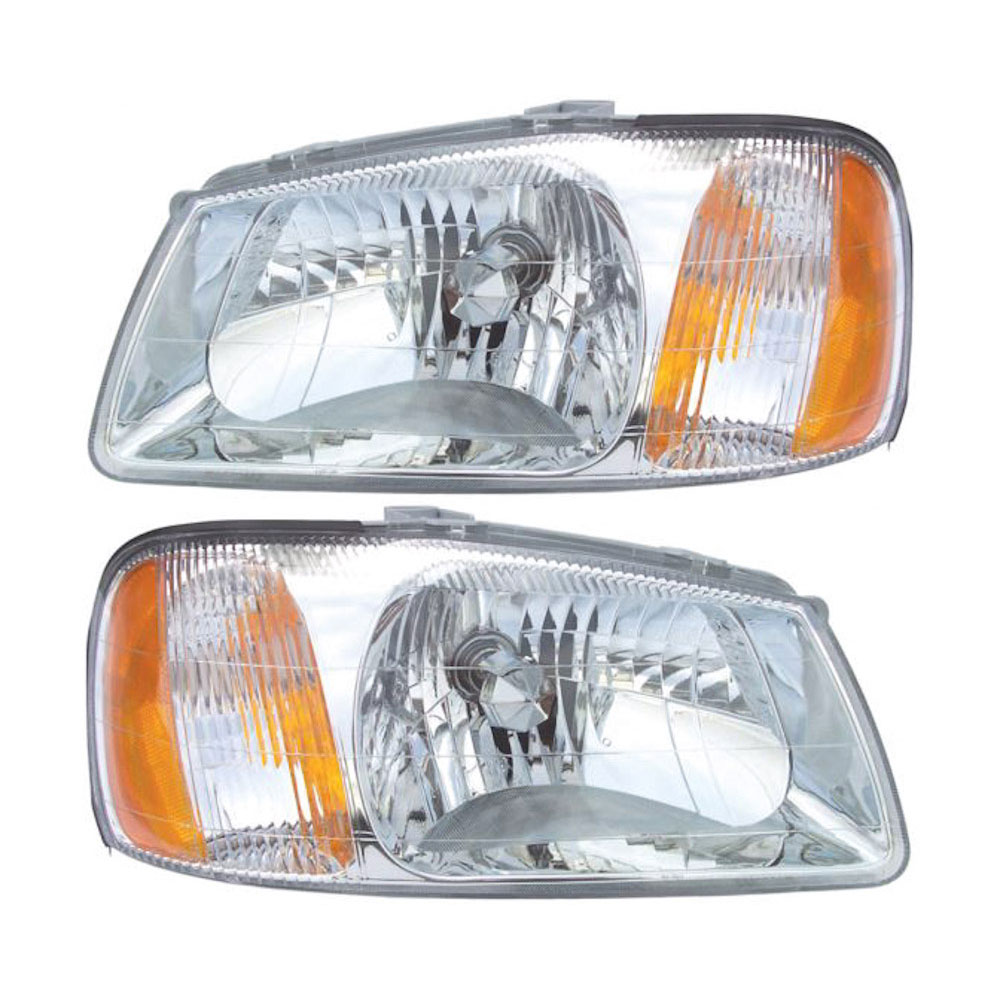 Headlight Embly Pair