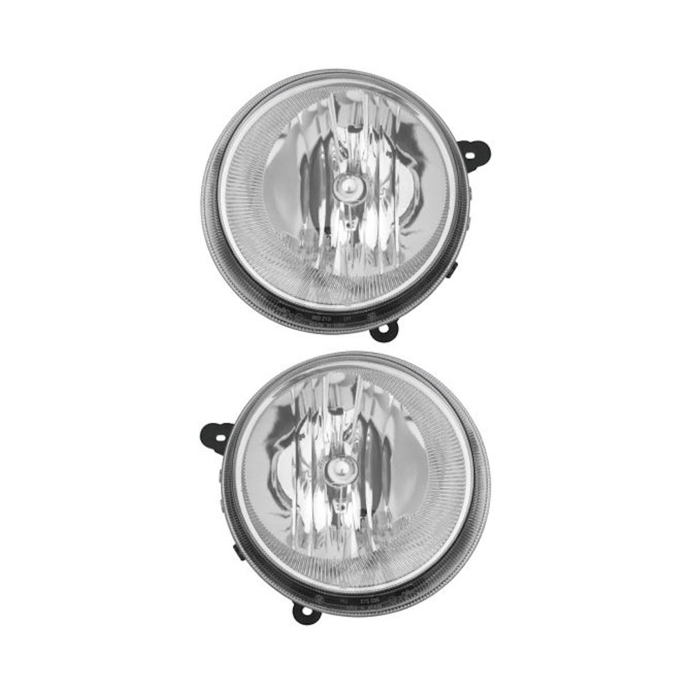 Headlight Assembly Parts : Jeep headlight assembly pair parts view online part sale