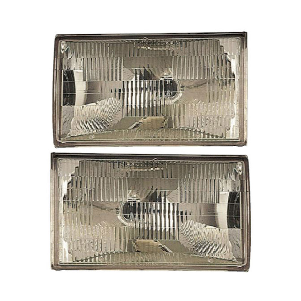 Lincoln Town Car Headlight Assembly Pair Parts View Online Part