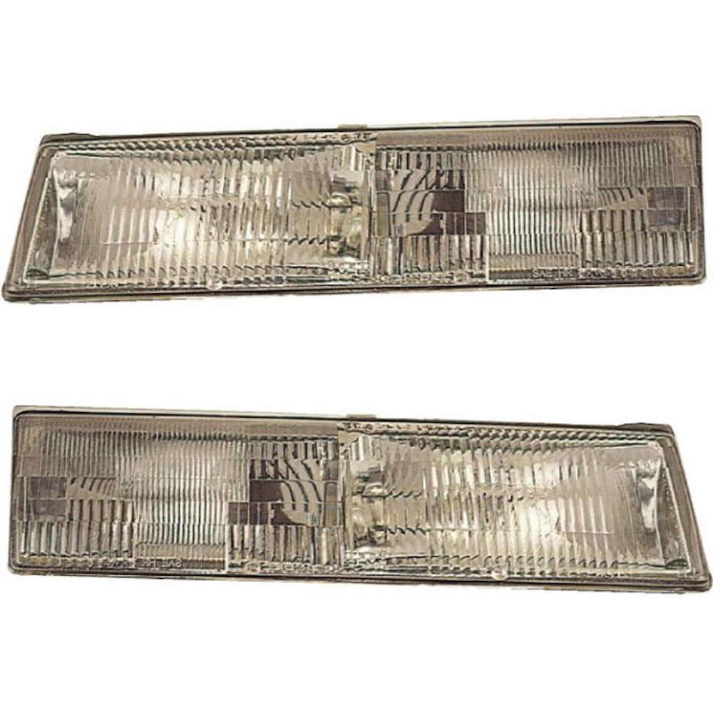 Mercury Grand Marquis Headlight Assembly Pair Parts  View