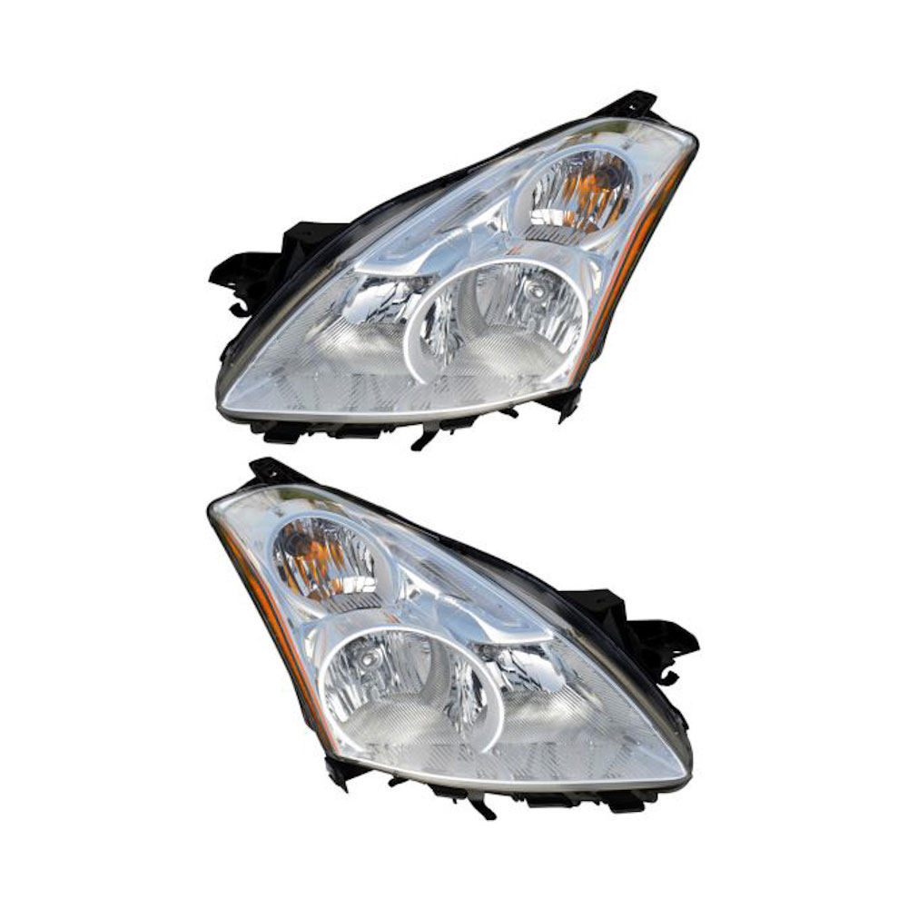 BuyAutoParts 16-80705A9 Headlight Assembly Pair