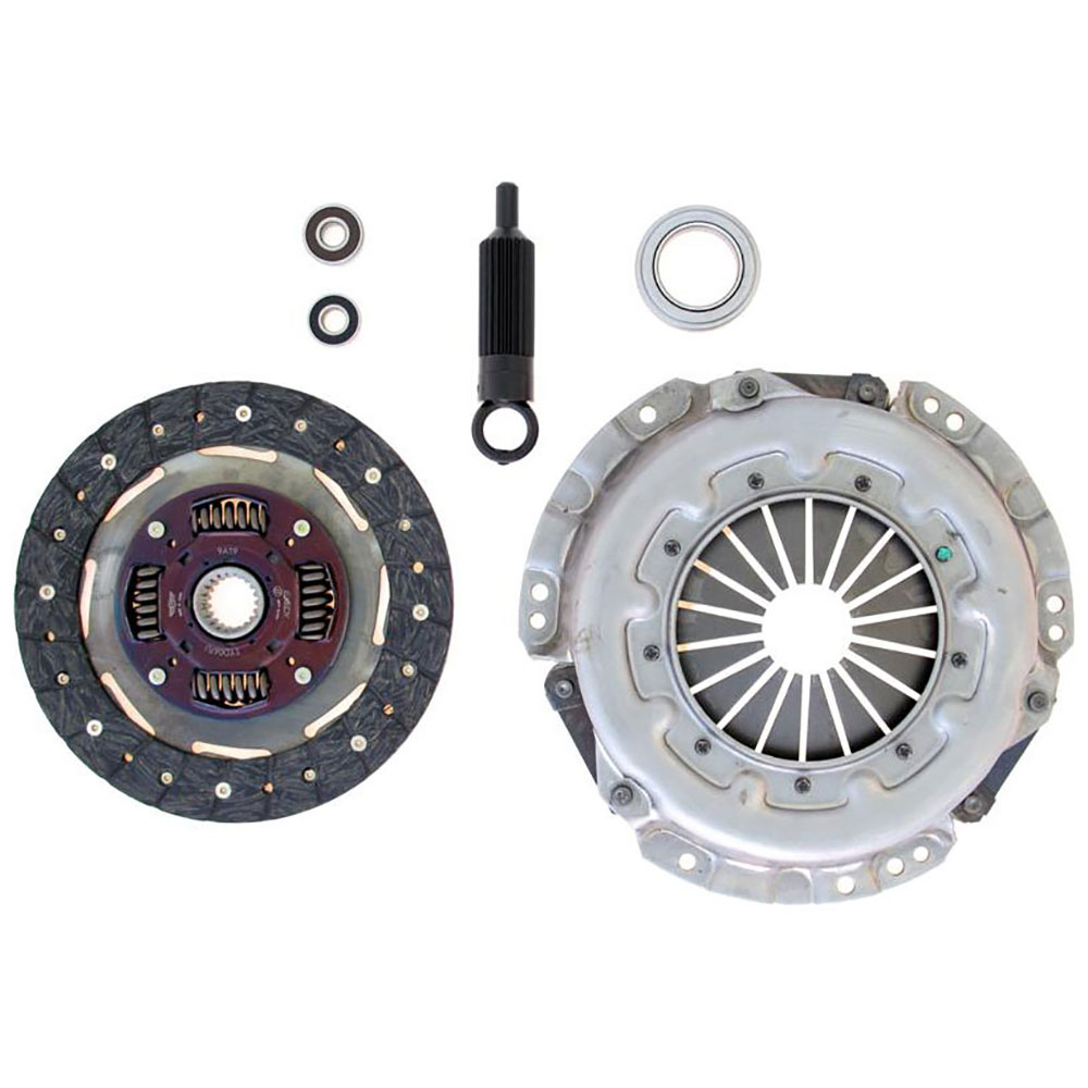 Toyota Truck Clutch Replacement : Toyota pick up truck clutch kit parts view online part