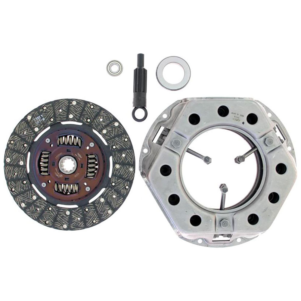 Toyota Land Cruiser Clutch Kit - OEM & Aftermarket Replacement Parts