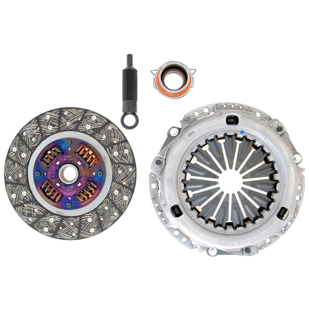 Toyota 4 Runner Clutch Kit