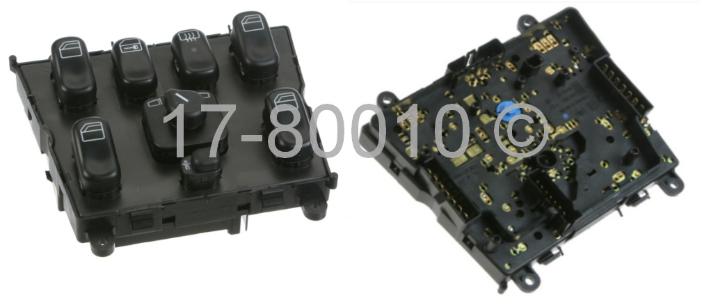 Window switch for mercedes ml430 for 1999 mercedes ml320 window switch