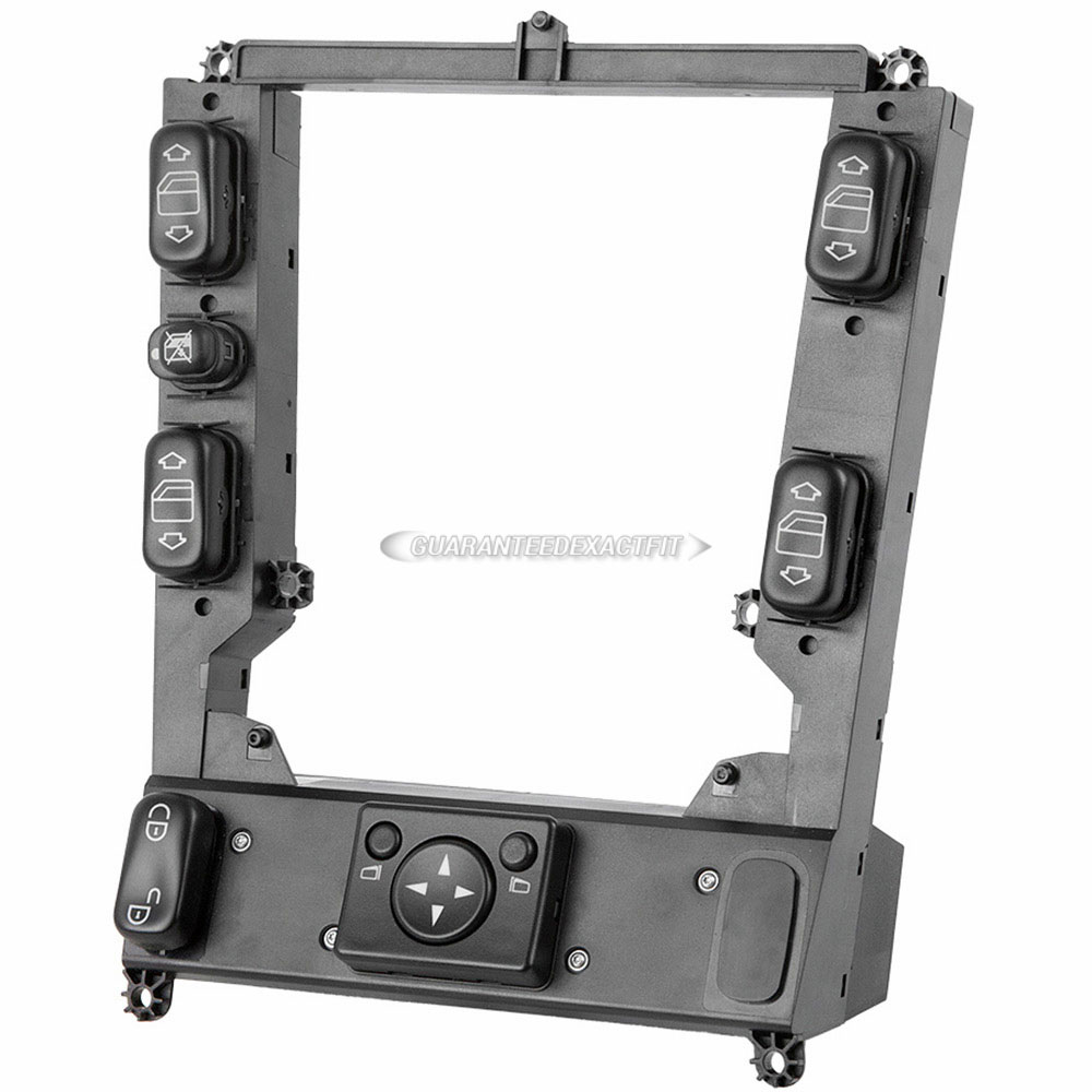 Mercedes benz ml320 window switch parts view online part for 1998 mercedes e320 window regulator