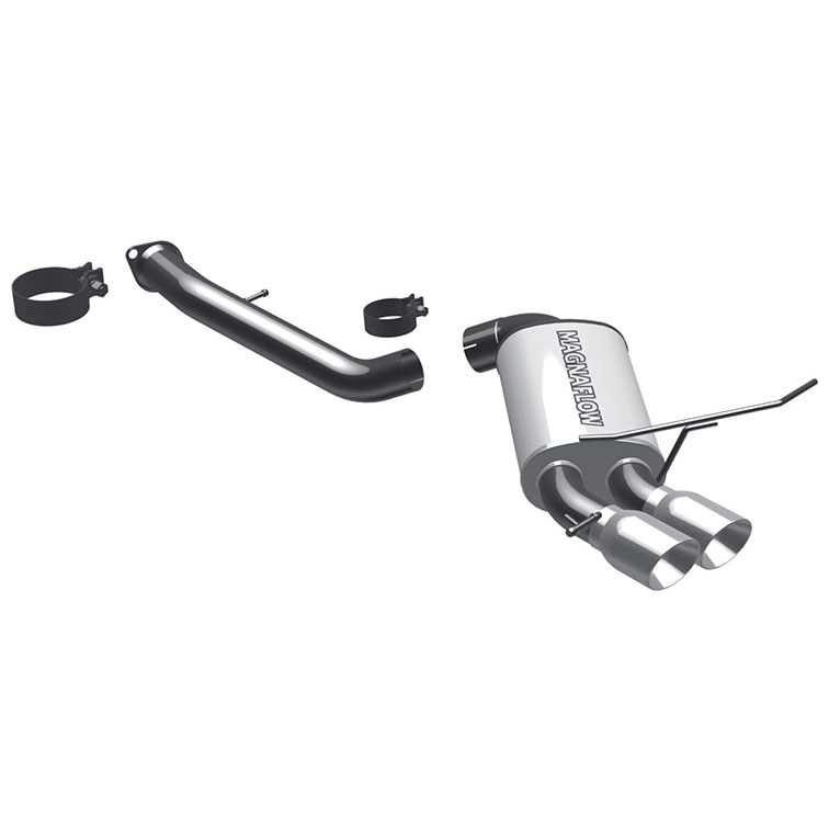 BMW 135i Cat Back Performance Exhaust