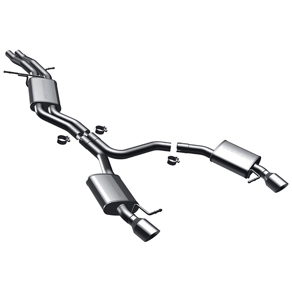 Audi A5 Cat Back Performance Exhaust Parts, View Online