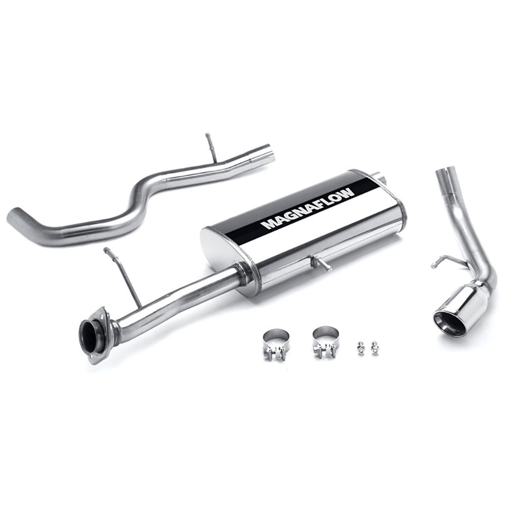 Cat Back Performance Exhaust 46-60330 CM