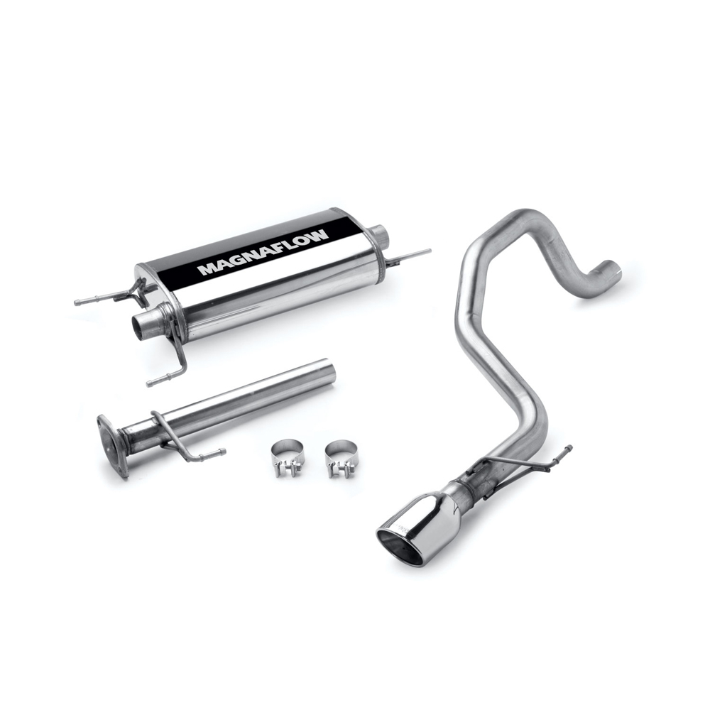 Toyota FJ Cruiser Cat Back Performance Exhaust