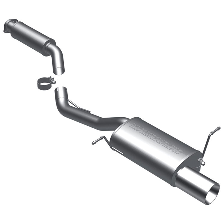 BMW Z3 Cat Back Performance Exhaust