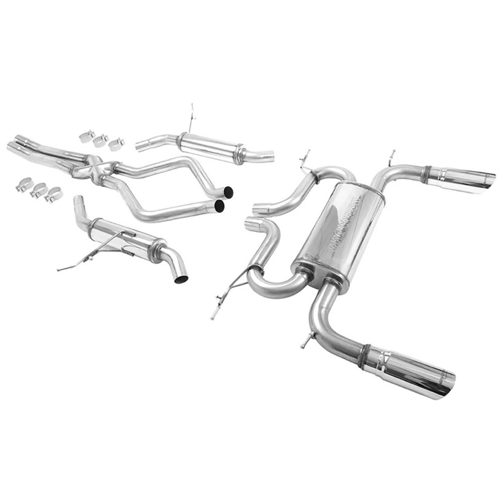Land Rover Range Rover Cat Back Performance Exhaust