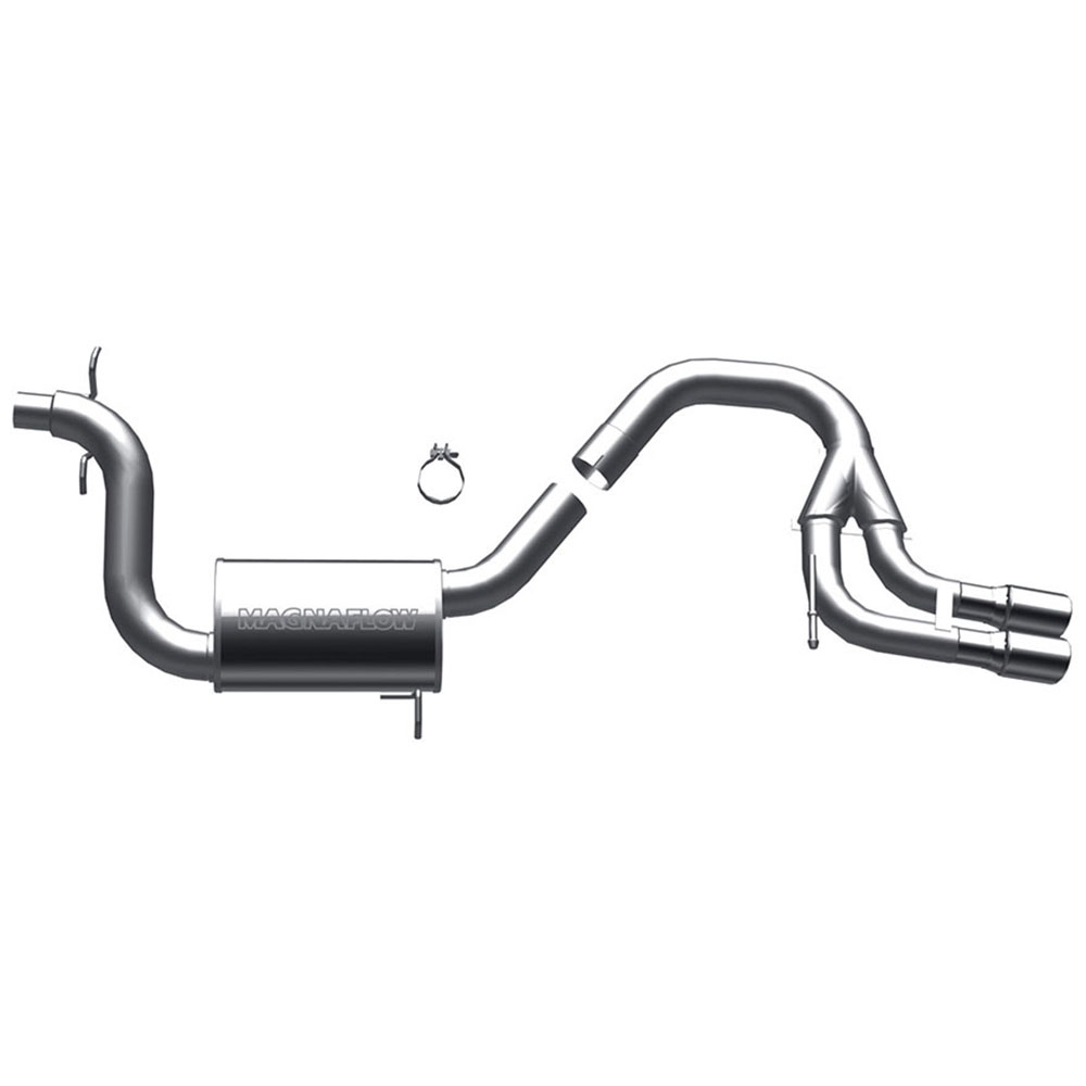 Audi  Cat Back Performance Exhaust