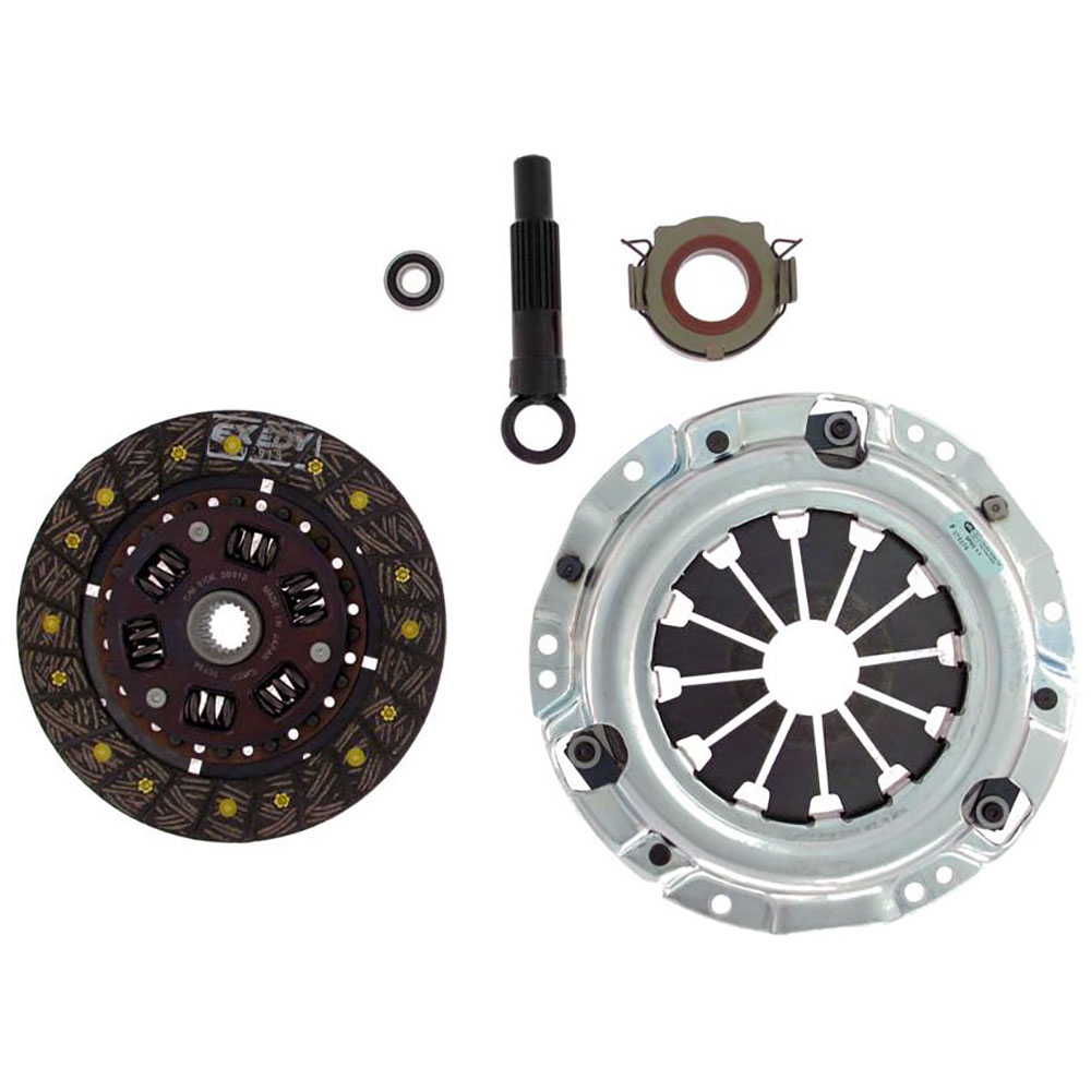 GEO  Clutch Kit - Performance Upgrade