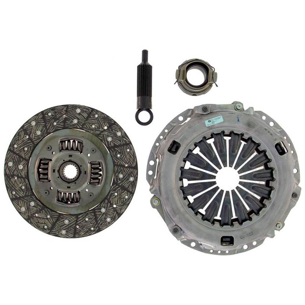 Toyota Truck Aftermarket Parts: Toyota Tacoma Clutch Kit