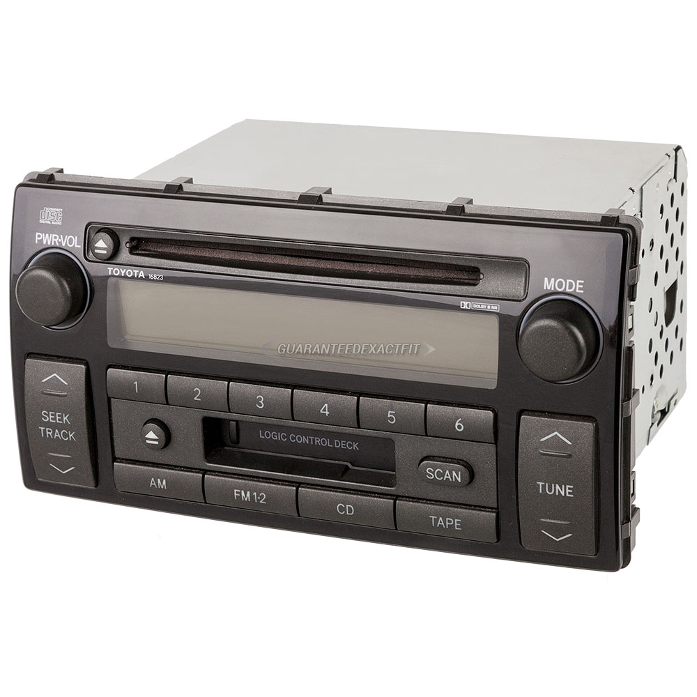 toyota camry radio or cd player. Black Bedroom Furniture Sets. Home Design Ideas