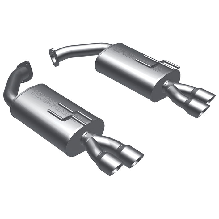 Pontiac G8 Cat Back Performance Exhaust