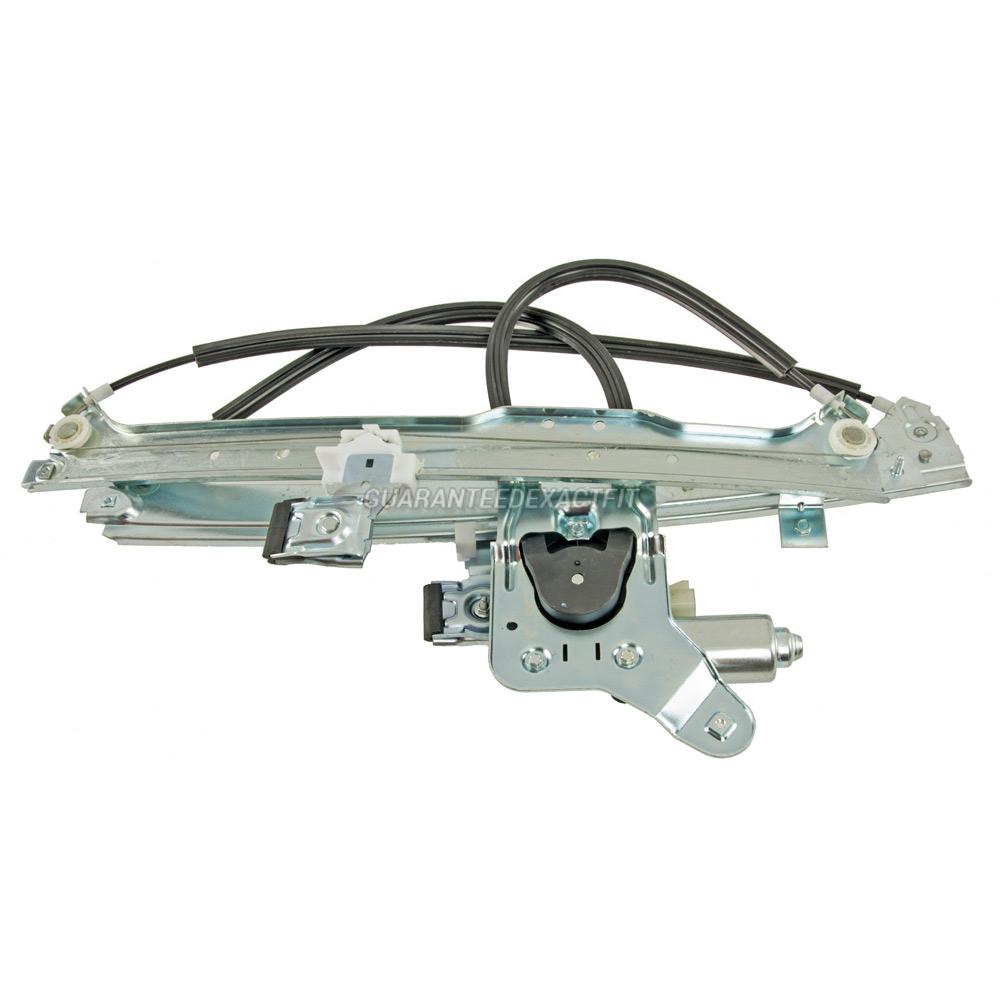 2007 chevrolet silverado window regulator with motor rear for 2002 silverado window regulator