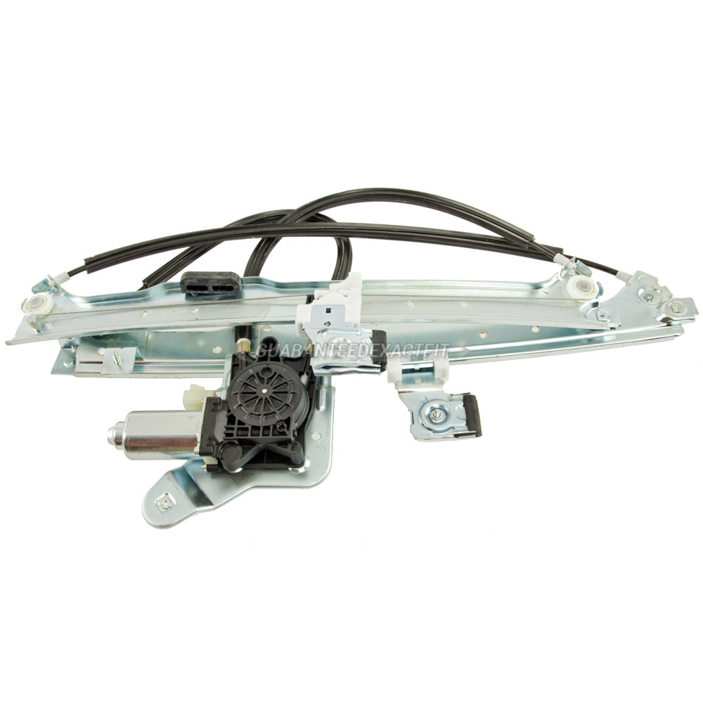 Chevrolet Avalanche Window Regulator with Motor