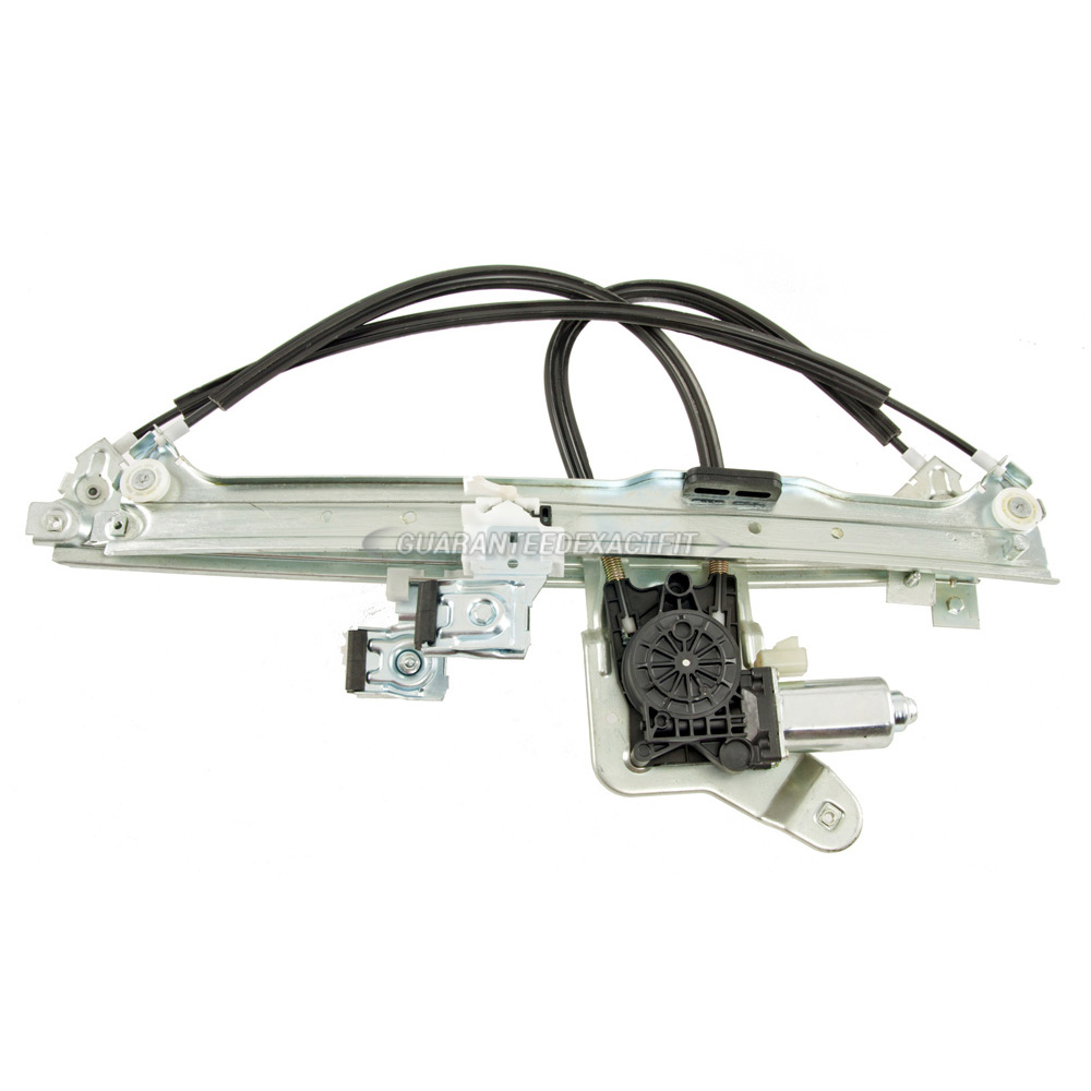 Window Regulator with Motor