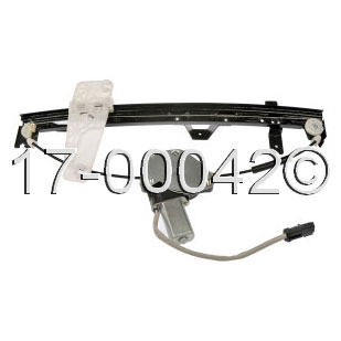 Jeep grand cherokee window regulator with motor parts for 2002 grand cherokee window regulator replacement