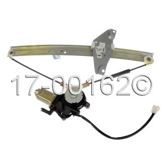 Toyota camry window regulator with motor parts view for 1995 toyota camry window regulator