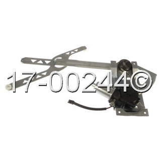 Window Regulator with Motor 17-00244 AN