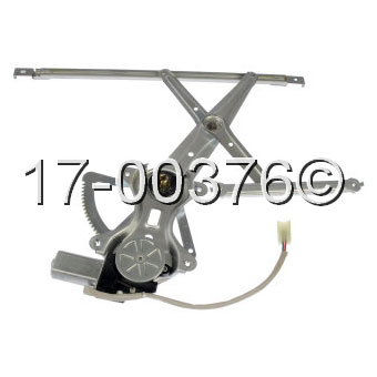 Toyota  Window Regulator with Motor