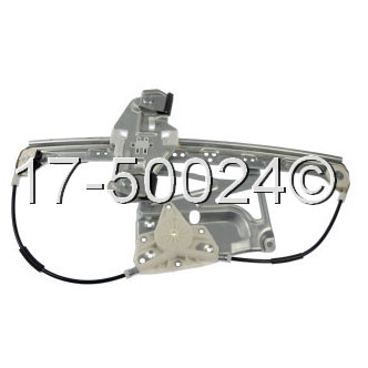 Cadillac Deville Window Regulator Only
