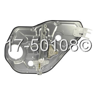 Hyundai Veracruz Window Regulator Only