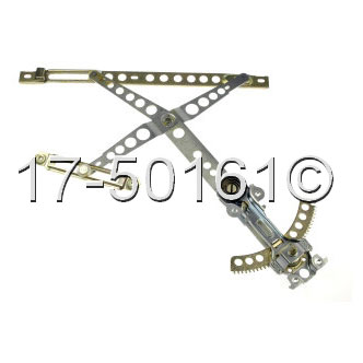 Mercedes_Benz 230 Window Regulator Only