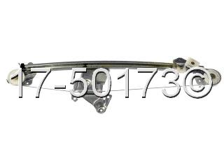 Mercedes_Benz E320 Window Regulator Only