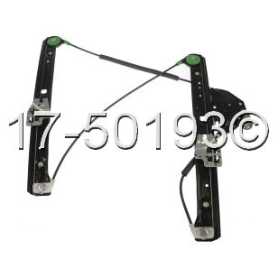 BMW 330 Window Regulator Only