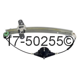 Mercury Grand Marquis Window Regulator Only