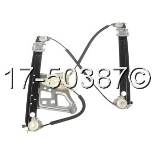 Mercedes Benz S600 Window Regulator Only