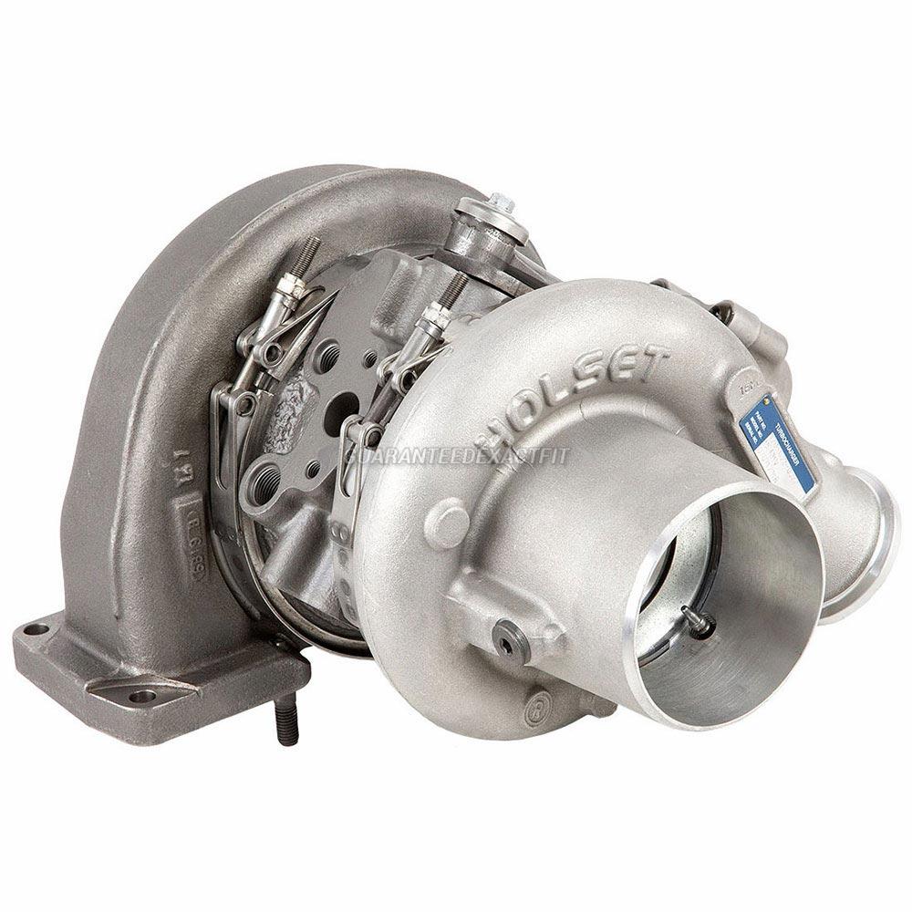 2006 Cummins Engines All Models Turbocharger Cummins Ism Engines