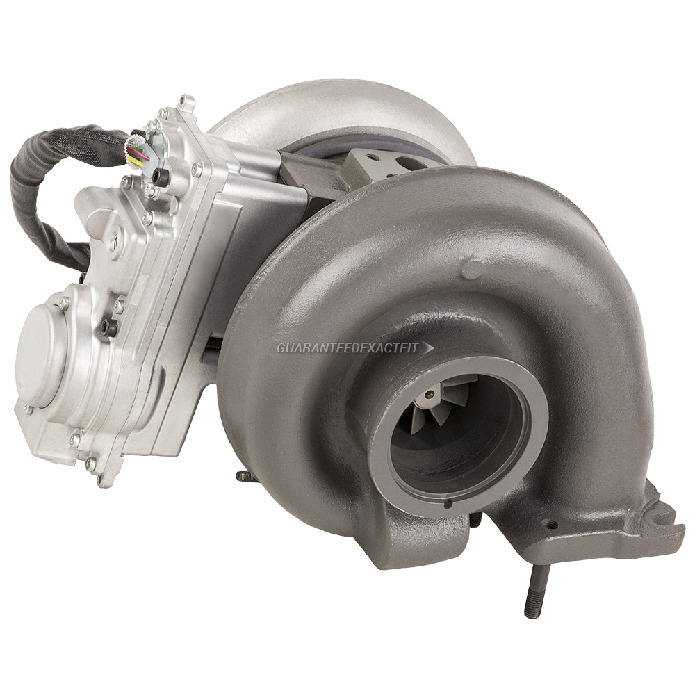 Heavy Duty Turbochargers : Turbochargers remanufactured for volvo heavy duty trucks