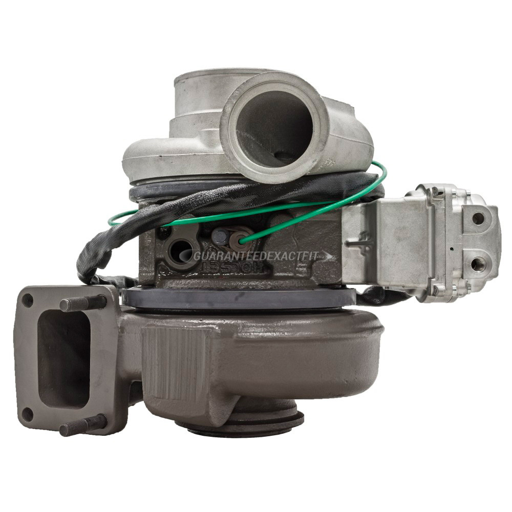 BuyAutoParts 40-38990R Turbocharger